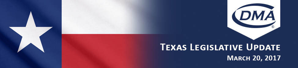 DMA-Texas-Legislative-Update-March 20 2017